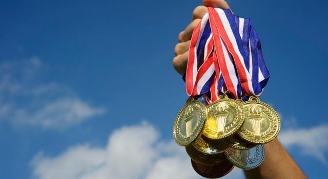 حقیقت ورزشی جالب - مدال