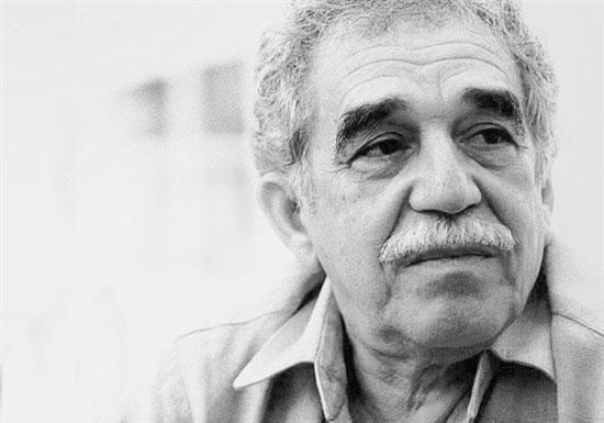 گابریل مارکز نویسنده بزرگ