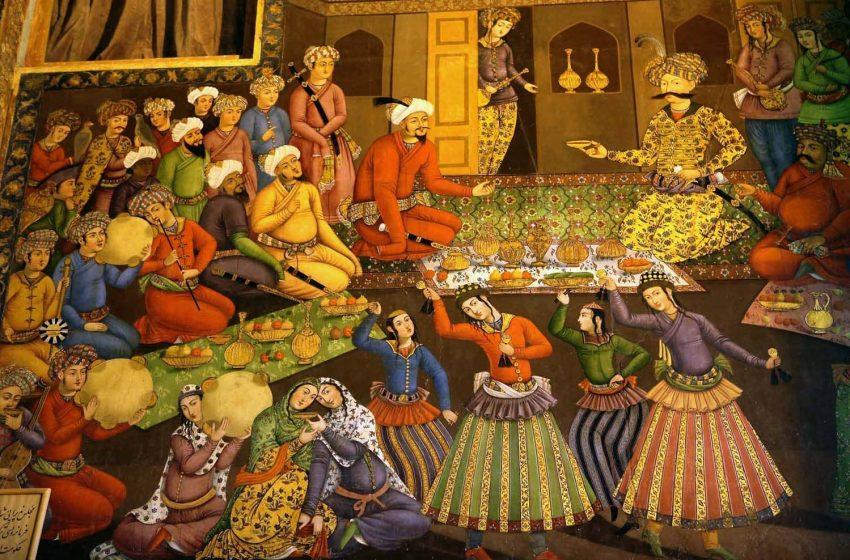 رسم و رسوم جالب ایرانیان که خارجیها را متعجب میکند