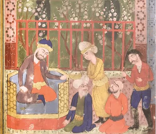 رسم و رسوم جالب ایرانیان