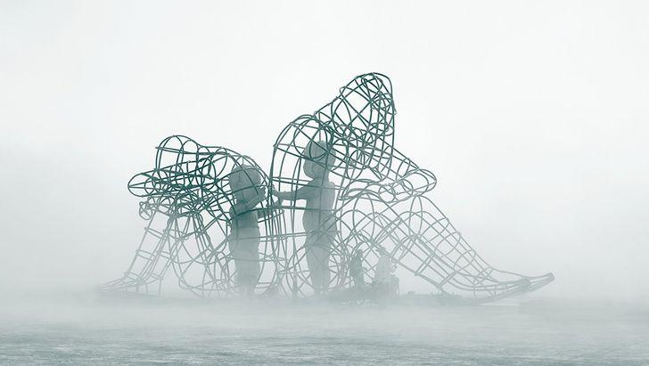 ۱۰ پروژه هنری خلاقانه