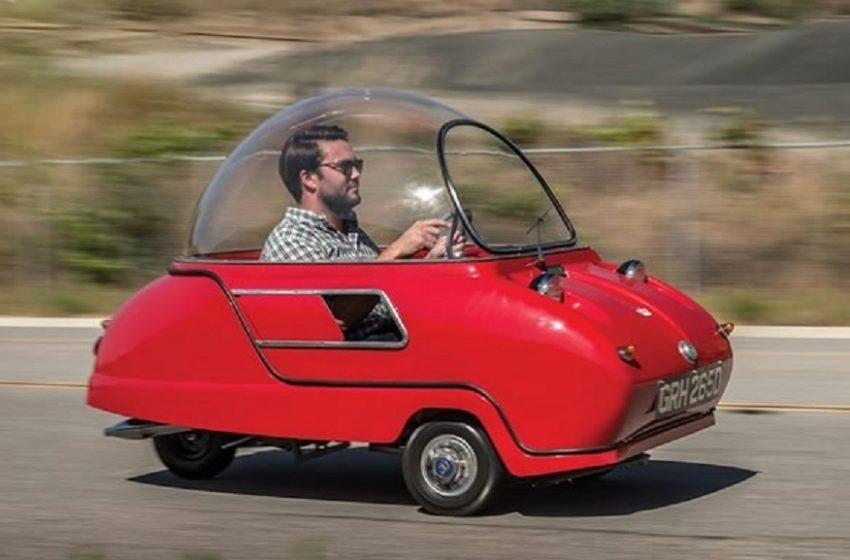 ۱۰ خودرو با طراحی عجیب و غریب که حتما باید ببینید