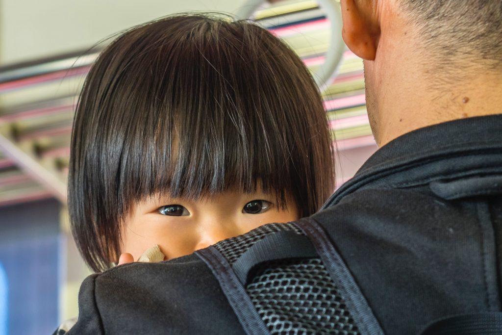 کودک آسیایی