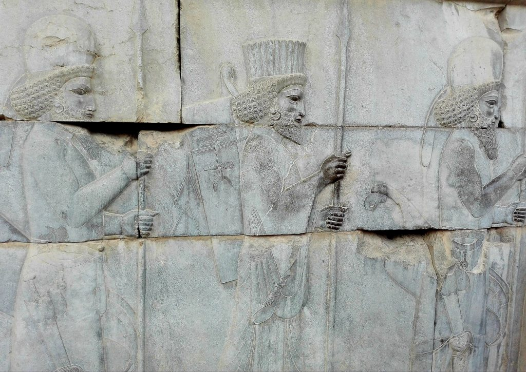 امپراتوری هخامنشی ایران