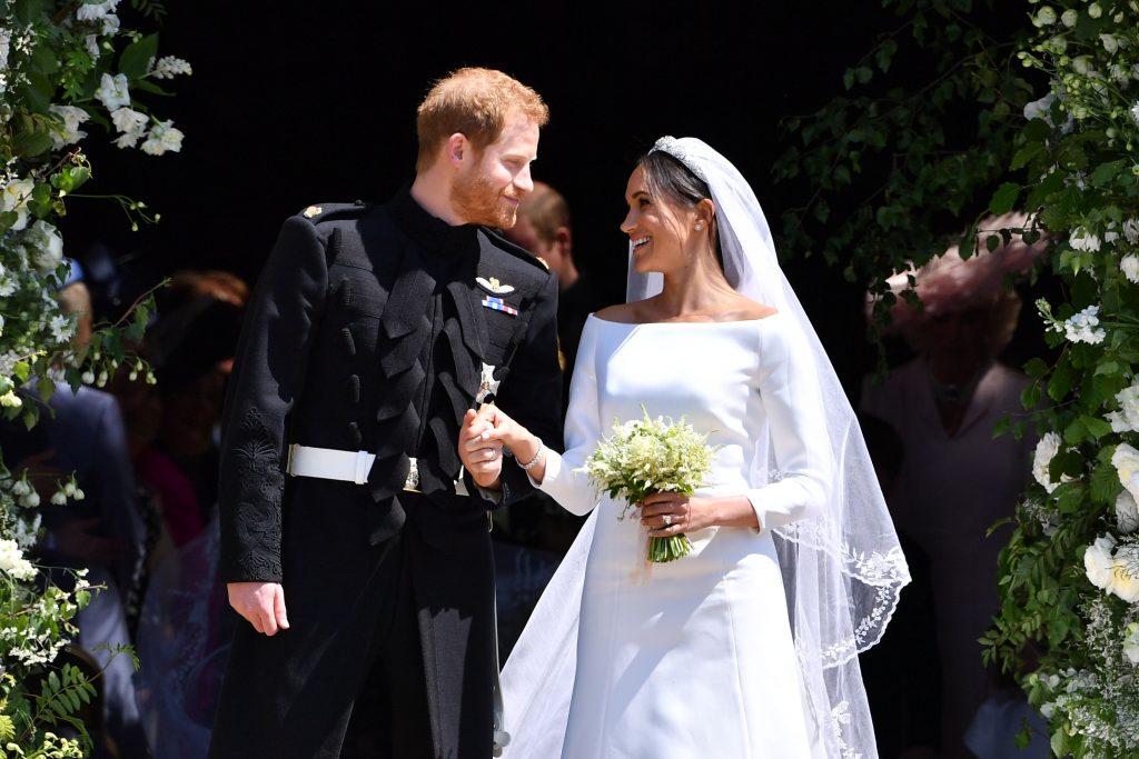 عروسی سلطنتی پرنس هری