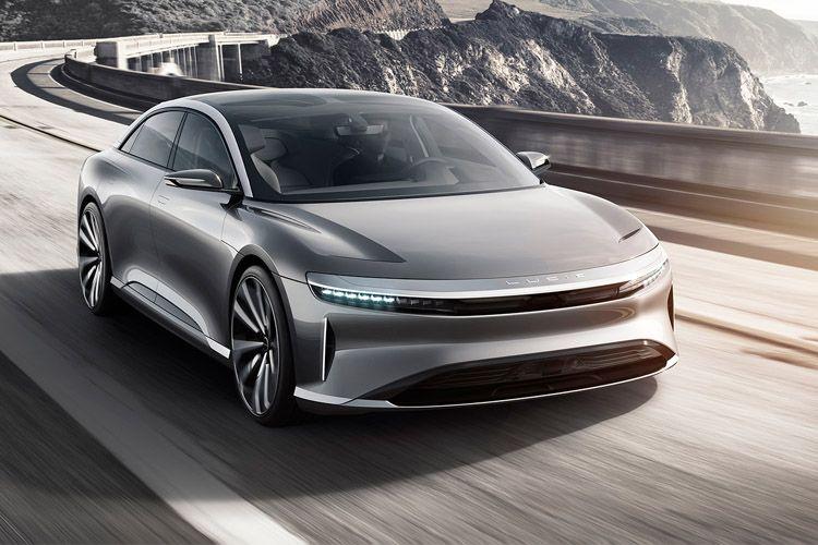 لوسید ایر از خودروهای آینده