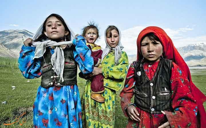 کودکان افغانی