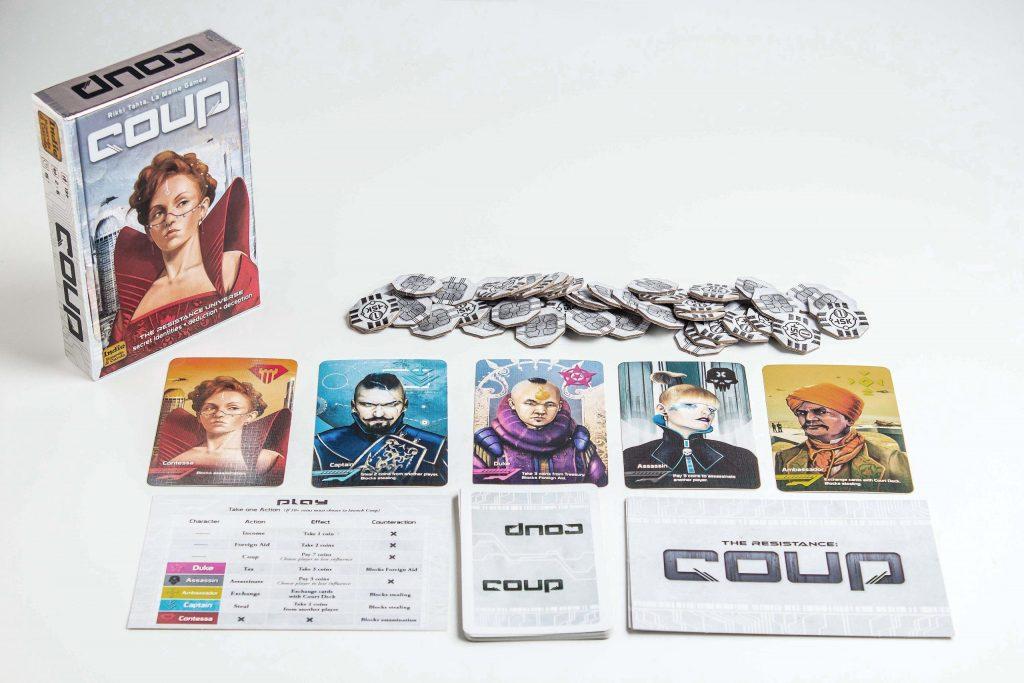 بازی کودتا
