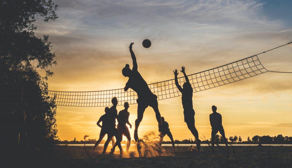 بازی والیبال