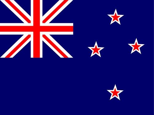 پرچم نیوزلند