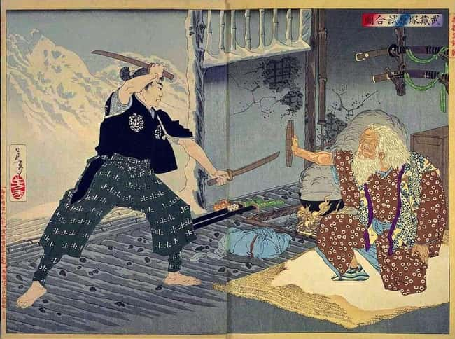 ساموراییها را بهتر بشناسید.